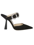 Jimmy Choo Smokey 100 - Black