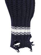 Golden Goose Kunio Sweater - Navy/white stripes