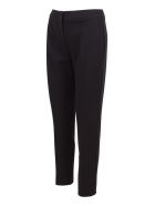 Max Mara Viscose Trouser - Black