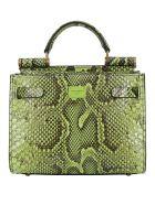 Dolce & Gabbana Mini Sicily Tote Bag - Multi