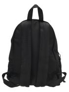 Marc Jacobs The Medium Backpack Dtm - BLACK