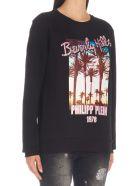 Philipp Plein 'beverly Hills' Sweatshirt - Black