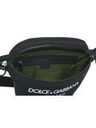 Dolce & Gabbana Logo Belt Bag - Black