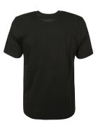 C.P. Company Logo Print T-shirt - Black