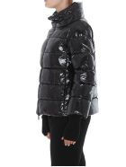 Herno Ludic Effect Down Jacket - Black