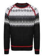 Marcelo Burlon Sweater - Black