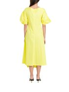 Eudon Choi Pina Dress - Giallo