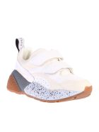Stella McCartney Beige Eclypse Sneakers - White