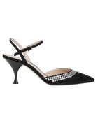 Miu Miu Decolete Shoes - Nero