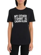 Calvin Klein Jeans My Other T-shirt - Black