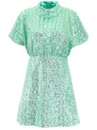 In The Mood For Love Sequins Shannon Mini Dress - MINT (Green)