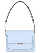 Marni New Trunk Shoulder Bag - NEW BLUE