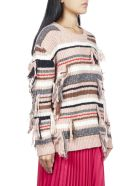 Maison Flaneur Sweater - Rose