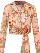 Palm Angels Blooming Shirt - Multicolore