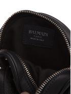 Balmain Paris Shoulder Bag - Black