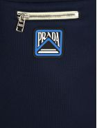 Prada Prada Techno Jersey Track Pants - BALTIC BLUE