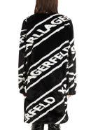 Karl Lagerfeld Coat - Black&White