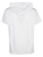 Balmain T-shirt - Blanc noir