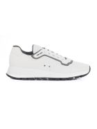 Prada Prada Gabardine Sneakers - K White Acciaio