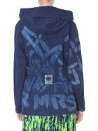 Mr & Mrs Italy Hooded Jacket - BLU