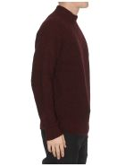 Michael Kors Funnel Neck Sweater - Red