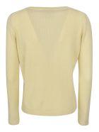 alyki Long-sleeved Jumper - Vanilla