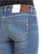 Dondup Akon Bootcut Jeans - Stone