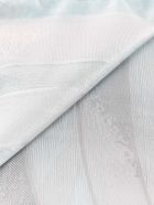 Emporio Armani Perforated Scarf - Stone Sorgente