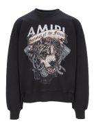 Amiri T-shirts AMIRI PITBULL SWEATSHIRT