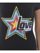Love Moschino Short Sleeve T-Shirt - Nero