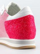 Philippe Model Tropez Sneakers - Fucsia
