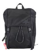Golden Goose Journey Backpack - Black