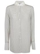 Ermanno Scervino Polka Dot Shirt - white