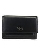 Balenciaga Mini Shoulder And Belt Bag - Black