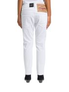 Dsquared2 Corduroy Stretch Cool Girl Trousers - Bianco