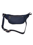 Rebecca Minkoff Zipped Shoulder Bag - Blue