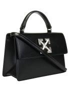 Off-White Jitney 14 Handbag - Black