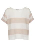 Roberto Collina Striped T-shirt - Basic