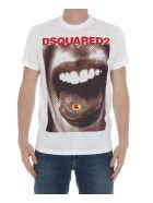 Dsquared2 Tshirt - White
