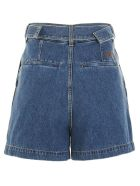 MSGM Shorts - Azzurro