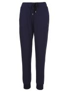 Vivienne Westwood Anglomania Anglomania Logo Patch Sweatpants - NAVY BLUE