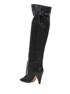 Isabel Marant Lacine Over-the-knee Boots - Nero