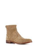 "Alberto Fasciani Ankle Boots ""venere 37031"" - Beige"