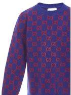 Gucci Junior Sweater - Blue