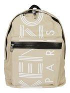 Kenzo Sports Backpack - Beige