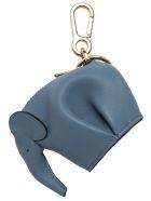 Loewe 'elephant' Charm - Light blue