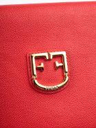 Furla Logo Mini Shoulder Bag - Kiss