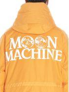 Calvin Klein 'moon Machine' Parka - Orange