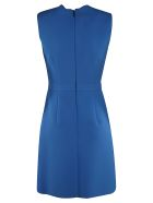 MSGM Sleeveless Dress - cobalt