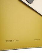 DANSE LENTE Mini Johnny Crossbody Patent - Olive Dove